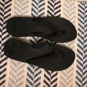 Reef flip flops-Never worn!
